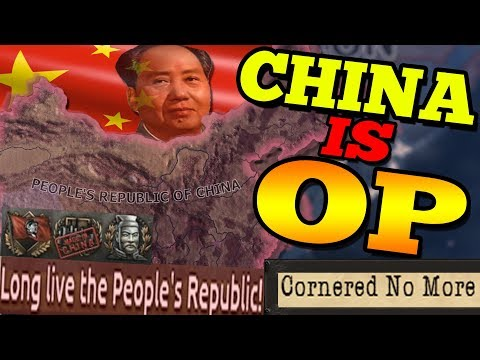 THE BEST CHINA GAME I HAVE PLAYED! WHY CHINA IS OP! PERFECT GUIDE TO HOI4 ACHIEVEMENTS! - HOI4