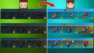 You can ACTUALLY Get Unlimited Coins & Gems In Pixel Gun 3D (Level 45, All Sets Unlocked) [15.99]