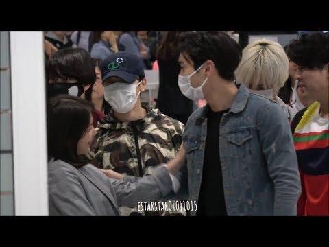 Super Junior Siwon and Red Velvet Yeri moments || Oppa Dongsaeng
