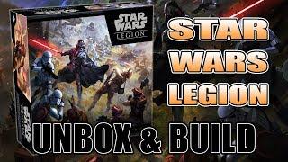 Star Wars Legion Starter Set: Unbox & Build