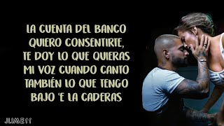 Pa' Ti + Lonely - Jennifer Lopez, Maluma (Letra/Lyrics)