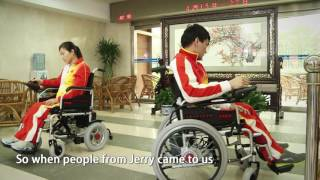 company profile, wheechair, electric wheelchair, power wheelchair