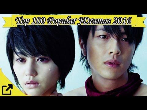 Top 100 Popular Japanese Dramas 2016