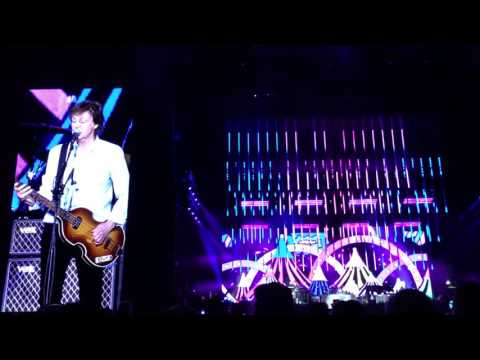 Paul McCartney - Welcome, Being For The Benefit Of Mr Kite! - Hershey, PA