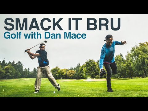 SMACK IT! Golf with DAN MACE