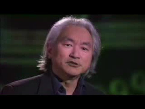 Michio Kaku discusses the three types of civilizations