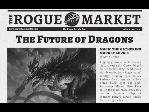 Market Monday: DTK, Long-Term Investments - Magic the Gathering