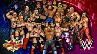 EPIC 30-MAN ROYAL RUMBLE!! | Fire Pro Wrestling World (WWE Rumble)