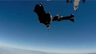 Epic Fail Head down Wingsuit Rodeo - 00601