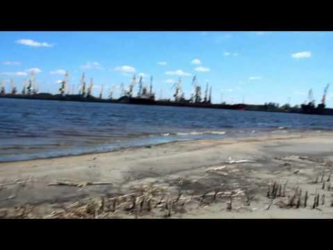Exploring Riga port