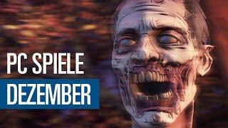 PC-Spiele im Dezember 2016 - Steep, The Walking Dead, Die Zwerge und mehr