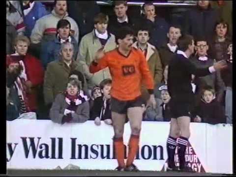 Dundee United v Hearts 1986