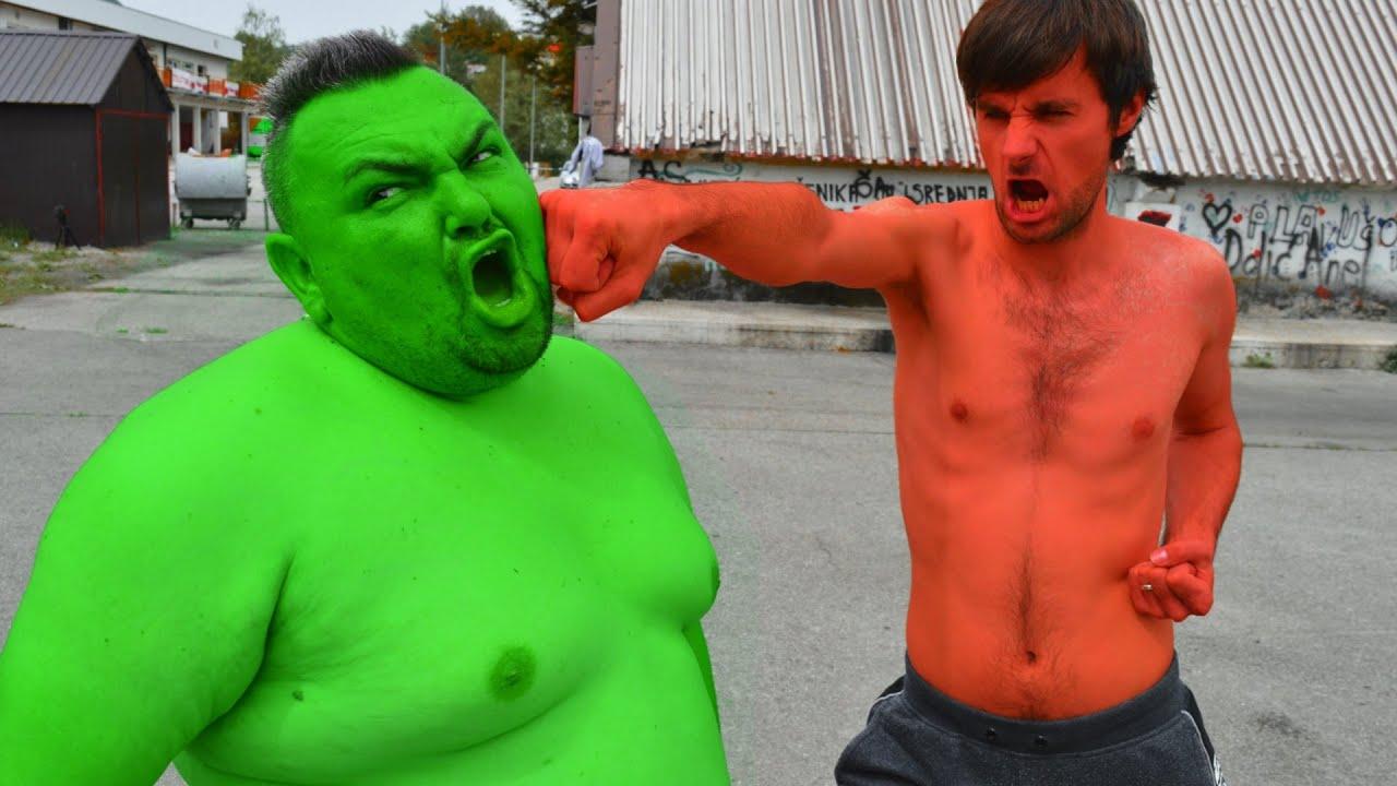 Download Hulk VS Red Hulk