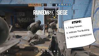 Tom Clancy's Rainbow Six Siege: Absolute CHAOS!