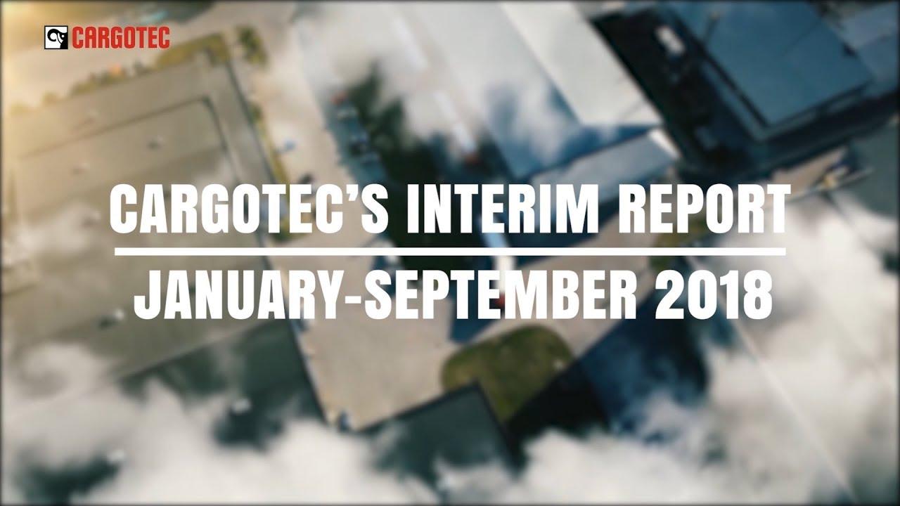 Reports & presentations - Cargotec