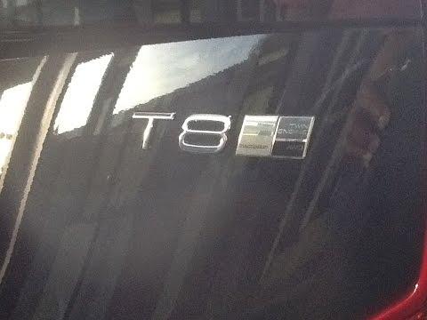 Volvo XC90 T8 Hybrid Performance Review