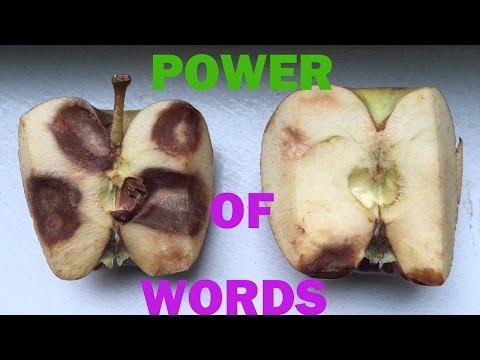The Power Of Words + Jovanka Ciares