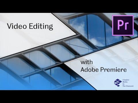 Video Editing using Adobe Premiere