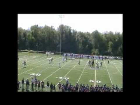 Merrimack College Football vs. Pace University