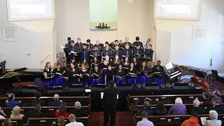 Just Imagine Laurelbrook Academy Choir Tour 2017