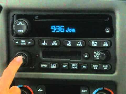 XM Satellite Radio For 2005