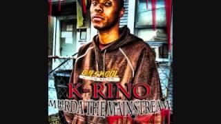 K-Rino - Murda The Mainstream (Lyrics)