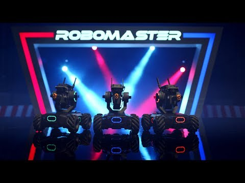 RoboMaster Is a New DJI Robot That Can Teach Code and Play Games