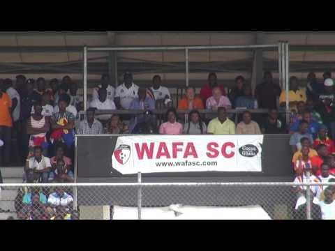 WAFA SC: FULL MATCH OF WAFA SC VRS ACCRA HEARTS OAK IN THE 2016/2017 GHANA PREMIER LEAGUE