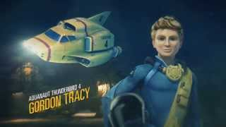 Thunderbirds Are Go Intro Classic Style