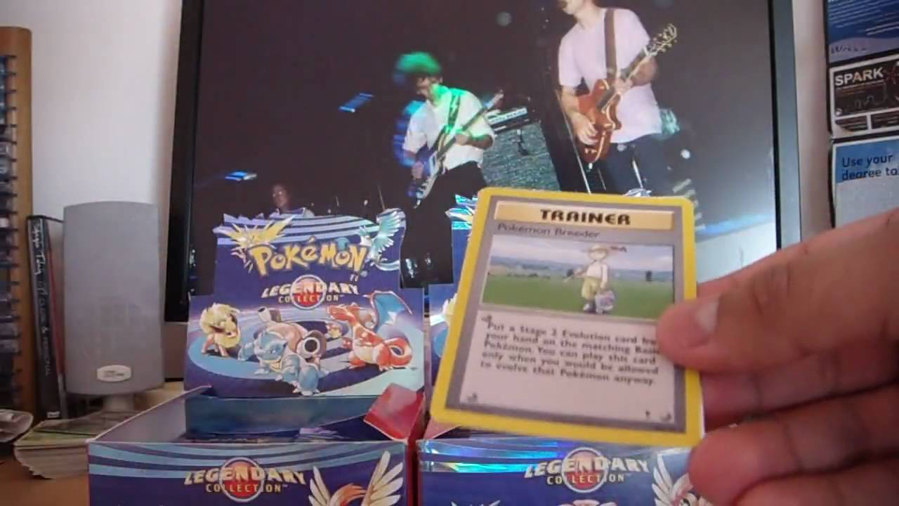 Opening 2 Pokemon Legendary Collection Booster Boxes (Part ...