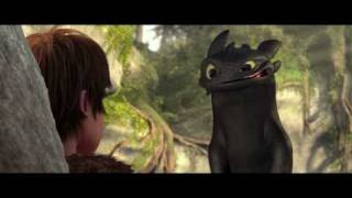 Русский трейлер «Как приручить дракона»