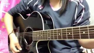 Am I wrong? (YUI cover.)