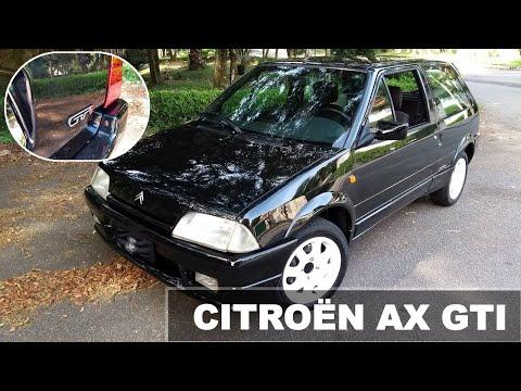 Citroën AX GTI | Garagem Do Bellote TV