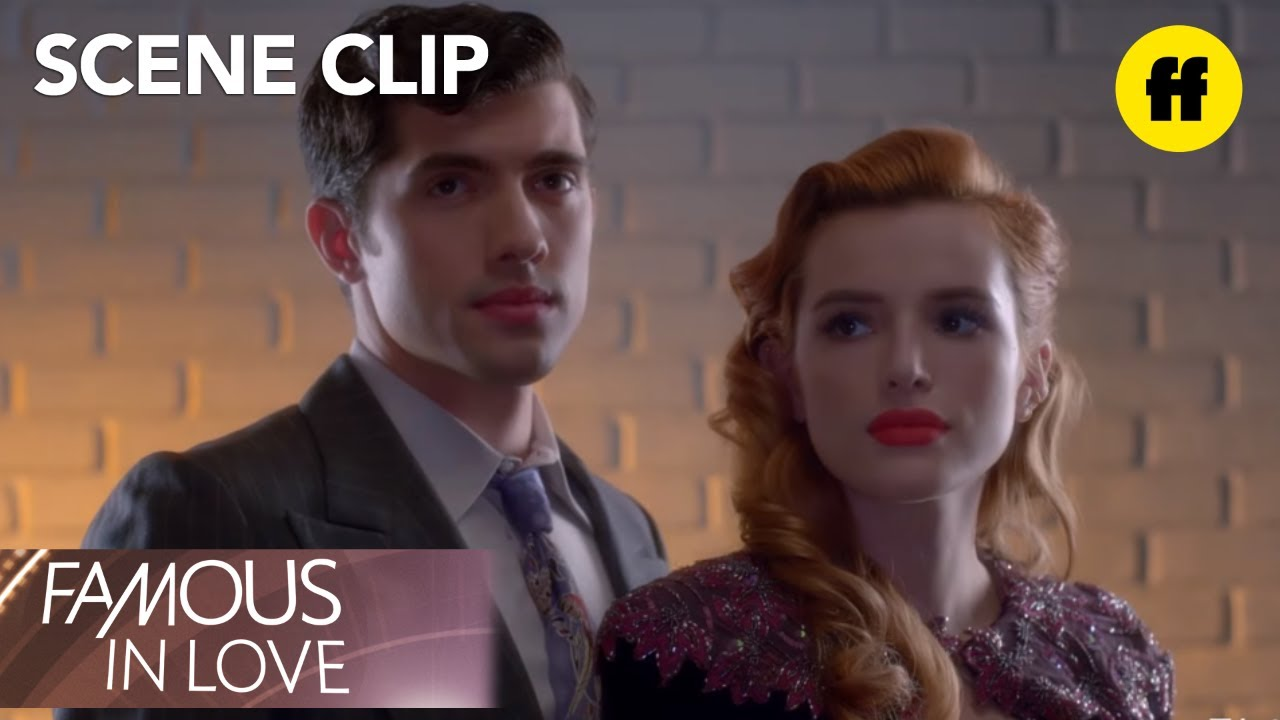 Famous in Love | Season 1, Episode 3: Paige And Rainer's Photoshoot |  Freeform