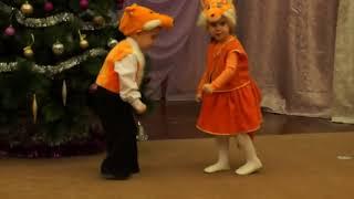 Энергосберегающий танец - Траволта и Ума Турман в детстве