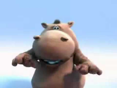 Fat hippo and a small gorilla - 1 part 5