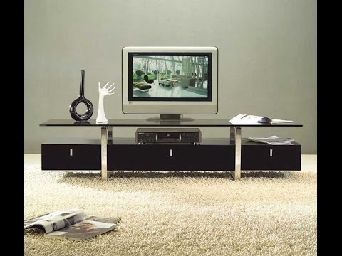 Desain Rak TV Modern - YouTube