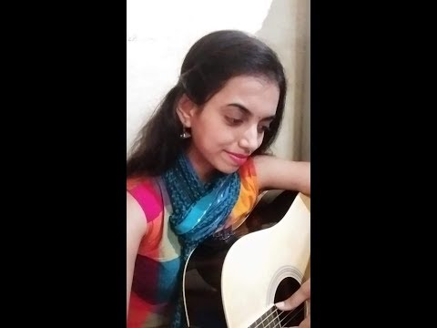 Lag Jaa Gale |Guitar Cover | Retro Melody |Lataji's Song.