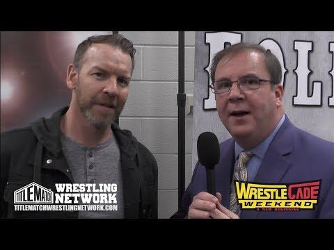 Jay Reso (aka Christian in WWE) on Chris Jericho vs Kenny Omega (NJPW)