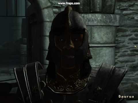 Funny Moments in Oblivion 7 Mp3