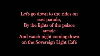 Keane - Sovereign Light Café lyrics