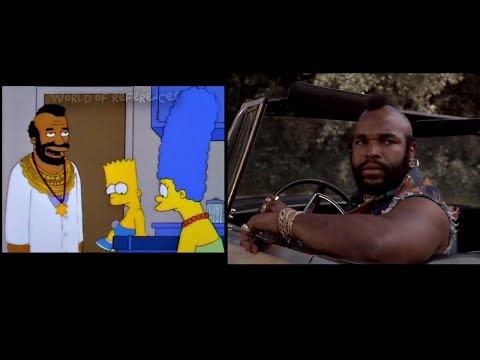 Simpsons' Movie References Season 9