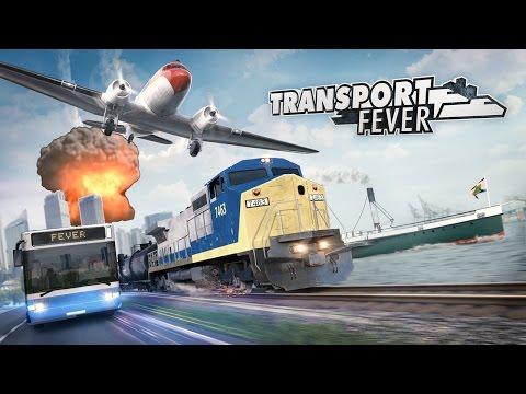 Transport Fever (Ep. 016: Food Delivery Expansion)
