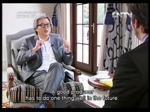 CCTV New Money Show - Wang Weizhong  from an Intern to General Manager of Gin Star