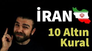 10 golden rules to know when going to Iran
