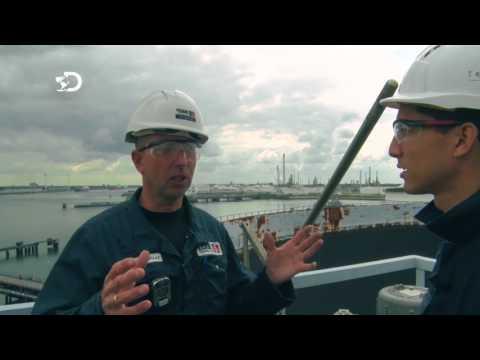 Discovery Port Reporter op bezoek bij TEAM Terminal