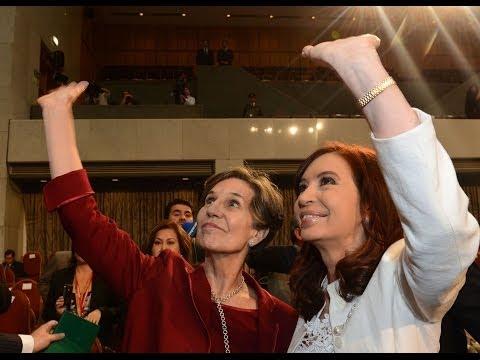 11 de MAR. Ceremonia de traspaso de mando de la República de Chile. Cristina Fernández