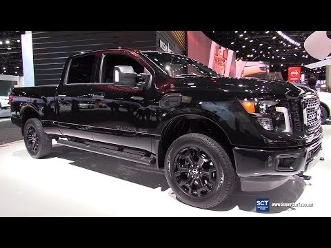 2018 Nissan Titan XD - Exterior and Interior Walkaround - 2018 Detroit Auto Show