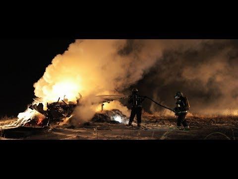 Éjszakai Tűzoltási Gyakorlat - MH 59. Szentgyörgyi Dezső Repülőbázis - Kecskemét