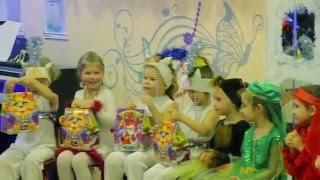 Праздник в детском саду. Новый год